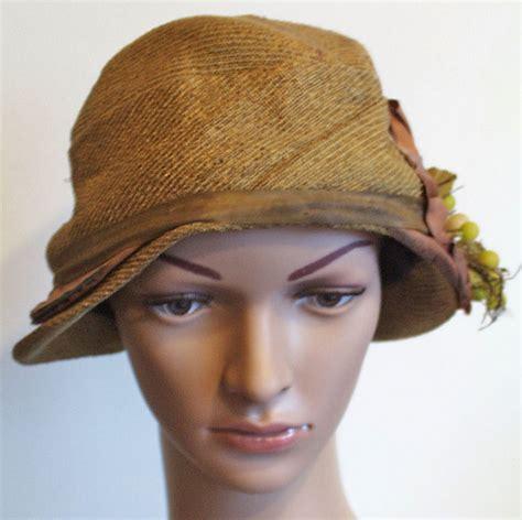 roaring 20s hats for women antique hat 1920 s flapper cloche hat sassy original