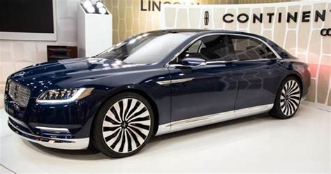 continental specs 2017 lincoln continental specs and price auto car update