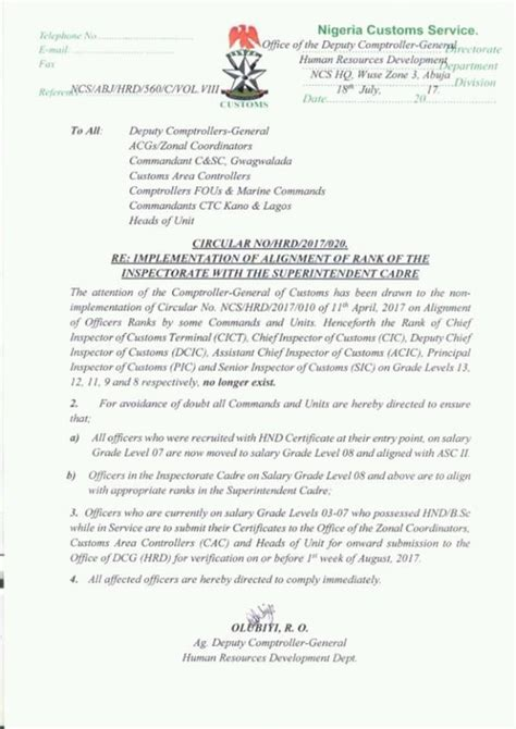 Bsc Mba Salary by Fg Ends Bsc And Hnd Dichotomy Approves Equal Salaries For
