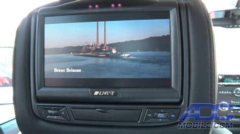 Jual Tv Mobil Headrest advent advhr7012dd dual dvd headrest system