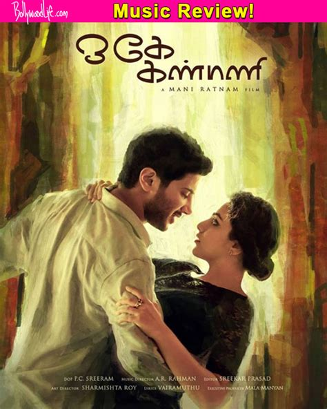 film romance tersedih 2015 ok kanmani music review ar rahman dishes out the best