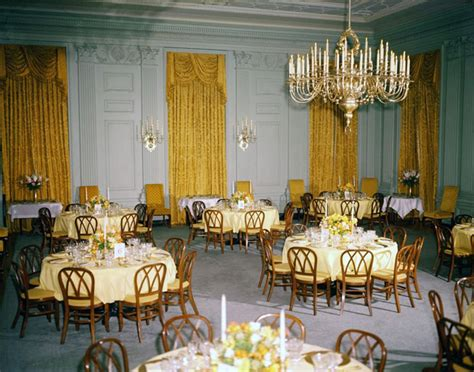 State Dining Room White House by State Dining Room White House Museum