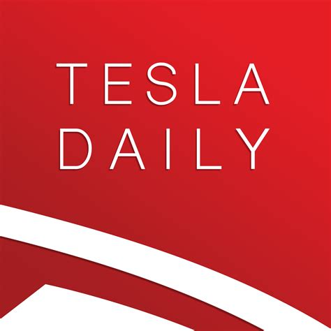 listen to tesla tesla daily tesla news analysis listen via stitcher