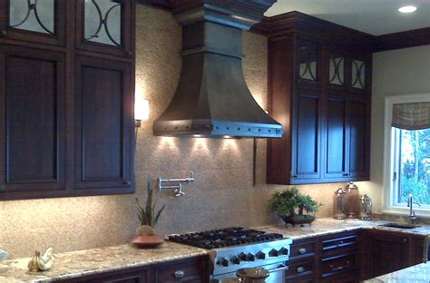 Designer Kitchen Hoods Hoods That Really Make A Statement Kitchen Details And Design