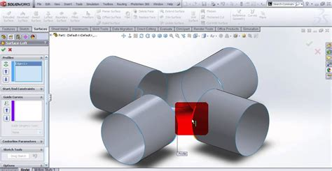 solidworks tutorial tubing video tutorial on modeling pipe joint 4 in solidworks