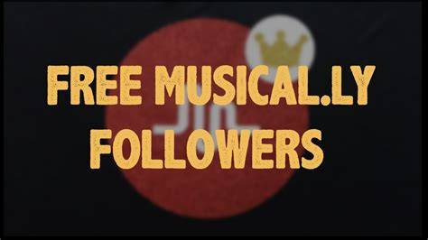 musical fans org free musically followers get free musically followers and