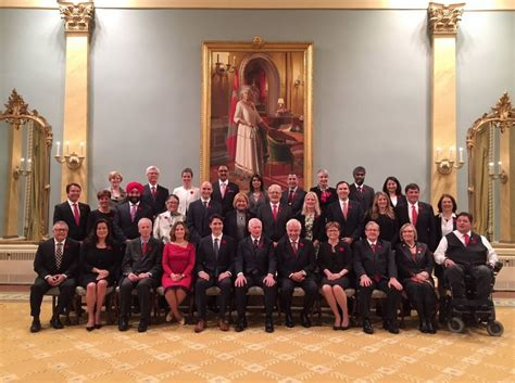 Trudeau Cabinet by Trudeau S Cabinet Has Gender Equality And Lacks Certain