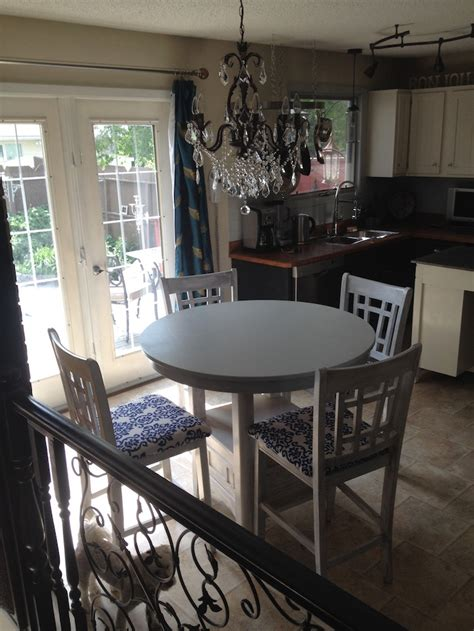 kitchen pub table pub tables in the kitchen artisan crafted iron