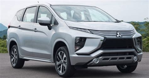 Lu Led Mobil Xpander all new mitsubishi xpander debuts in indonesia