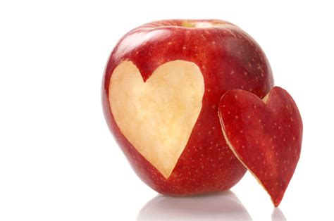 Apple February february is health awareness month bluefin