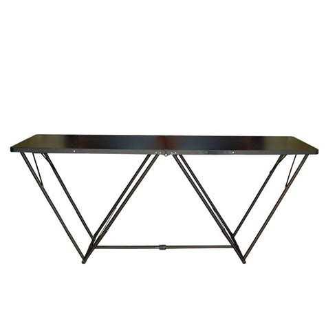 Display Table by Portable Folding Display Table
