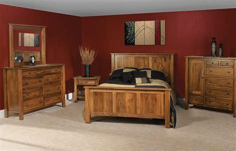 Solid Oak Bedroom Furniture Sale Usa Made Furniture Amish Portland Oak Furniture