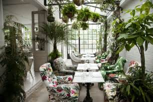 Greenhouse Interiors Best Gardens In London Restaurants