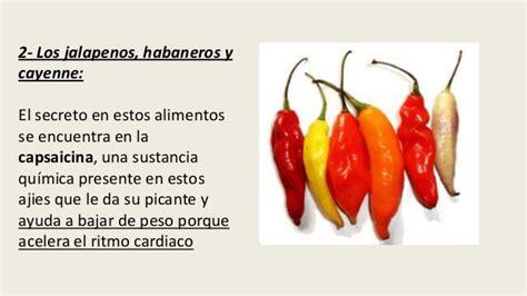 alimentos que aceleran el metabolismo y queman grasa alimentos que queman grasa y aceleran el metabolismo