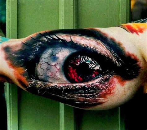 hyper realistic tattoo normally not big on hyper realism but this