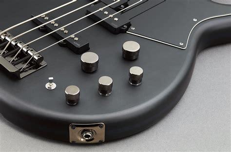 Yamaha Bb 434 4 String Bass Guitar Black yamaha bb 734a electric 4 string bass guitar in translucent matte black yamaha