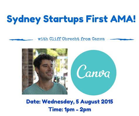 canva sydney inspiredworlds sydney startups canva ama faqs
