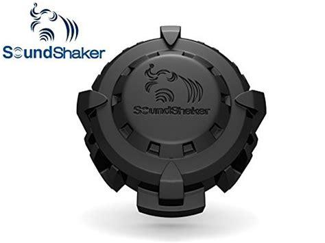 video review soundshaker sound shaker bass transducer