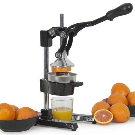 Juice Squeezer commercial orange juicer press fresh pro manual