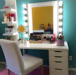 Makeup Vanity On Ikea Makeup Vanity Archives Decocurbs