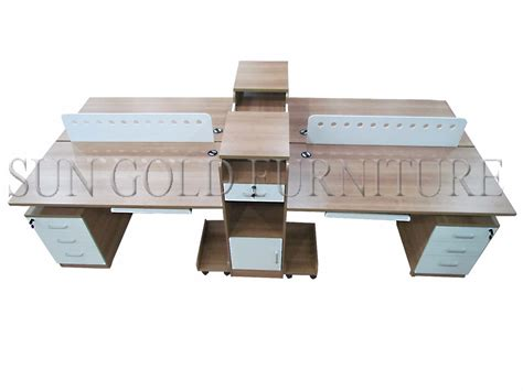 office desk types modern used office desk types 4 person office workstation