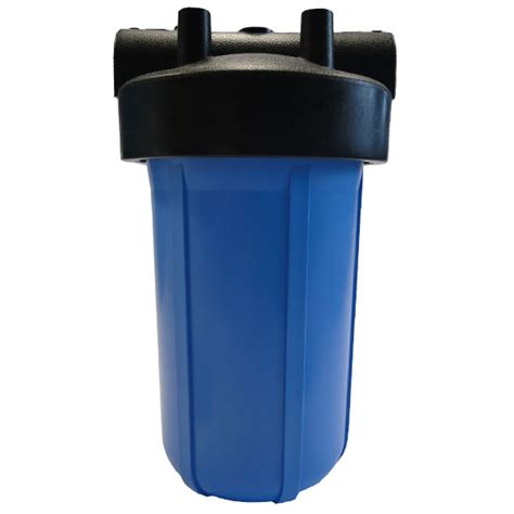 Water Filter Saftener Getra Lt 12 4 5 quot x 10 quot big blue filter housing softwatersupply