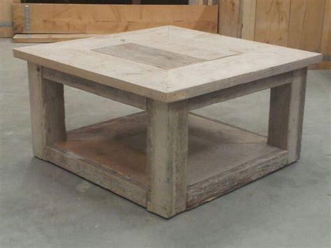 salontafel geschuurd salontafel gemaakt van gebruikt oud steigerhout al onze