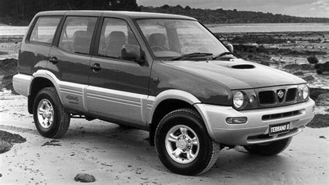 nissan terrano 1997 review nissan r20 terrano ii 1997 99