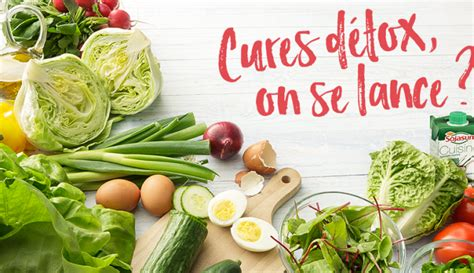 Cure Detox by Cure D 233 Tox On Se Lance Les Athl 232 Tes Du Bien 234 Tre