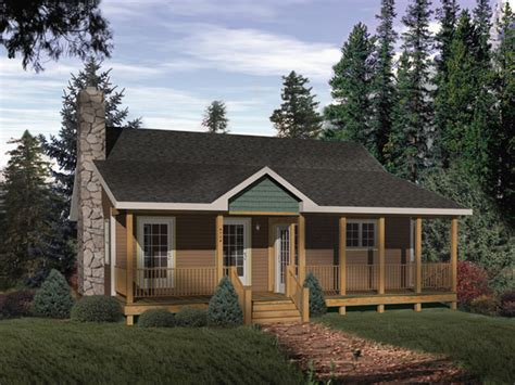 summerpath country cottage home plan 058d 0004 house