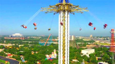 big swing ride world s highest swing ride youtube