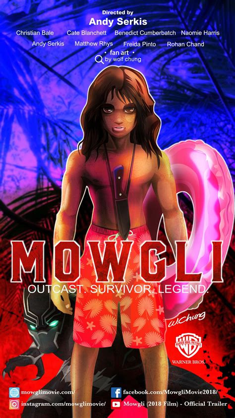 matthew rhys jungle book mowgli mowgli movie mowgli movie 2018 mowgli cartoon