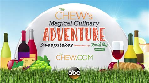 International Vacation Sweepstakes - enter for last chance to win a magical culinary adventure to the epcot international