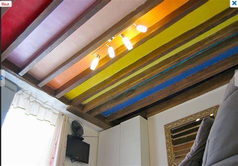 Couleur Poutres Au Plafond plafond d exeption cr 233 atrice d int 233 rieur