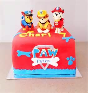 Paw patrol sheet cakes birthday cakes
