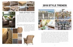 home design trends for 2018 2018 outdoor furniture trends on behance
