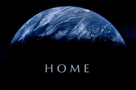 home a breathtaking nature documentary by yann arthus