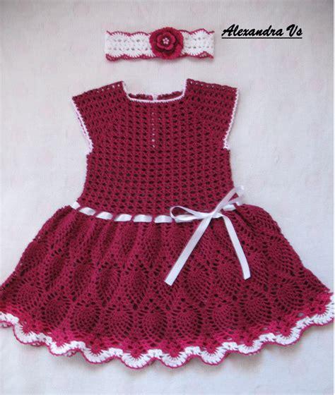 como tejer a crochet vestido para nia 12 youtube como hacer vestido de nina a crochet