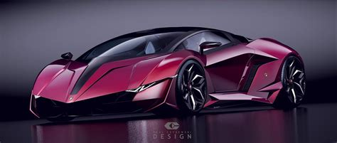 lamborghini concept car lamborghini concept car quot resonare quot by paul breshke