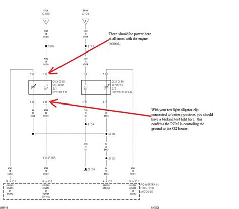 04 Jeep Grand Cherokee Obd Code P0155 Replaced The O2