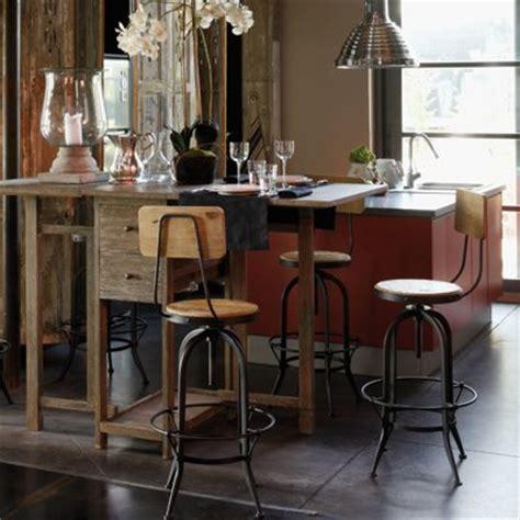 table de bar maisons du monde