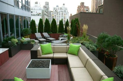 Small Flat Screen Tv For Kitchen - urban rooftop garden urban landscape design new york city