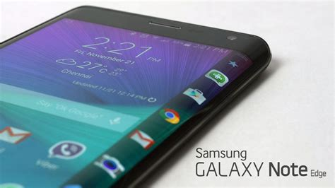 android edge update galaxy note edge sm n915t to stock android 5 1 1 n915tuvu2cok2 android central