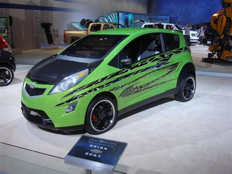 Modified Beat Car by Cars Modified Chevrolet Beat Transformers 2