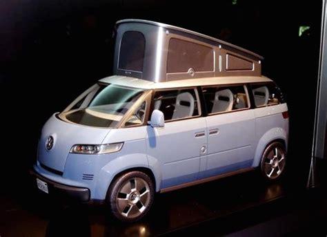 volkswagen concept van tbt concept 2001 volkswagen microbus vwt2oc