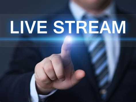 live streaming live video streaming vs video on demand