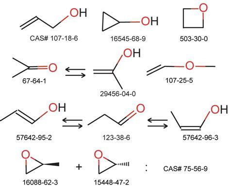 Ethyl Vinyl Ketone Sigma - isomers of c3h6o