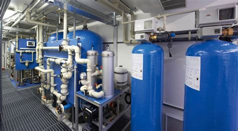 wasseraufbereitung im container envirofalk prozesswasser