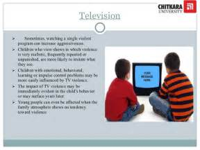 Tv And Influence Children More Than Parents Essay by Impact Of Tv On Children Pptx