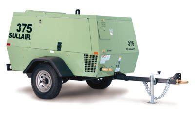 Sullair 375 Compressor Service Manual